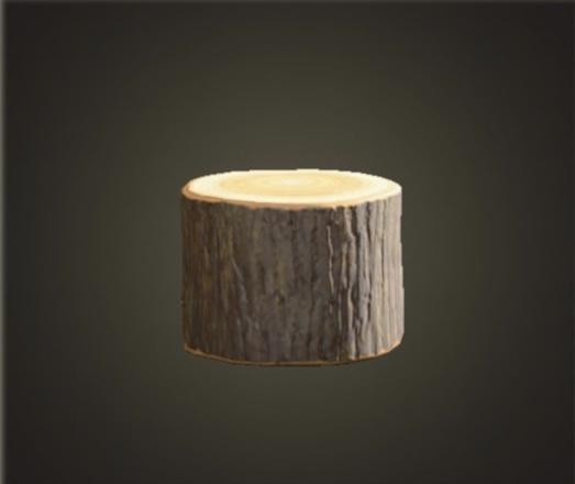 あつ森 まるたのスツール