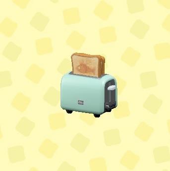 あつ森 ポップアップトースター