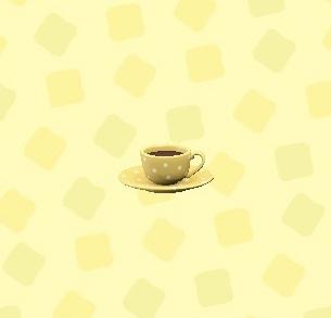 あつ森 コーヒーカップ
