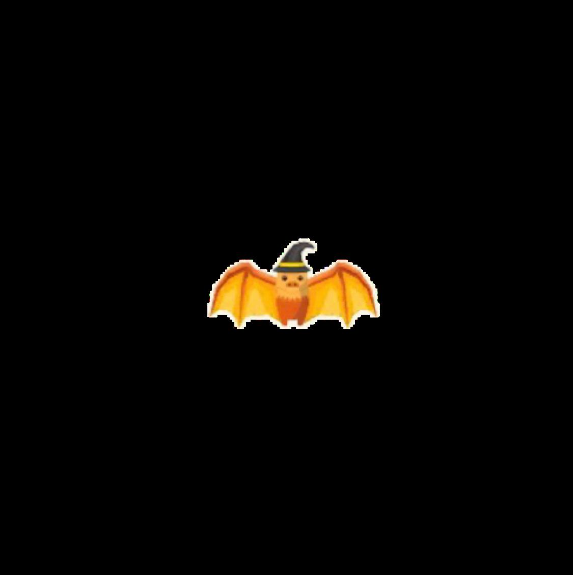 ポケ森 イエローなハットコウモリ