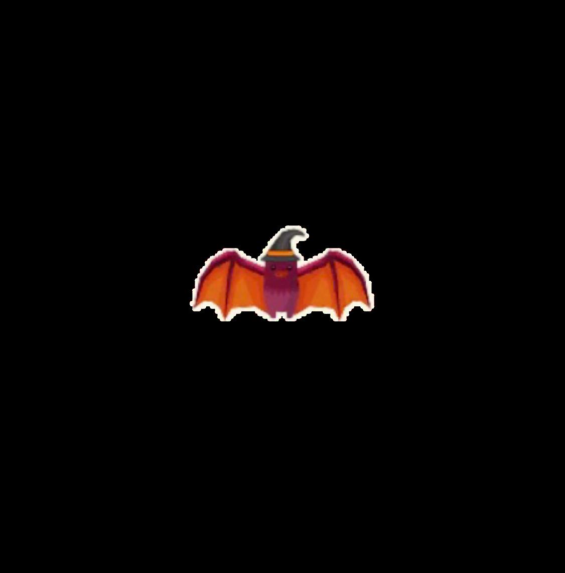 ポケ森 オレンジハットのマジカルコウモリ