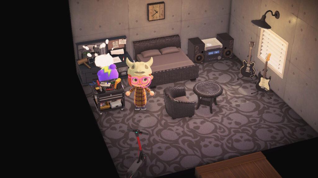 あつ森 スパークの部屋